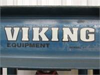 Viking 60,000 Shop Press | Compass Auctions & Real Estate