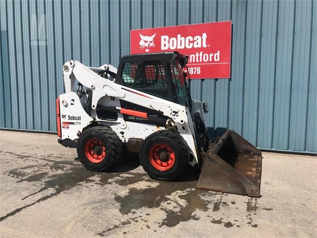 Bobcat Of Brantford >> 2013 Bobcat S770 For Sale In Brantford Ontario Canada