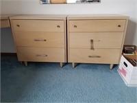 Corner dresser, vanity, and cabinet unit