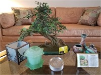 Lot of decor pieces