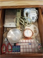 Large lot of kitchen utensils and more