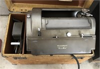 Dictaphone Transcribing Machine