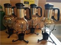 Silex warming pour jars