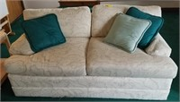 Drexel Heritage Shocase Collection loveseat with