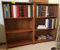 Bookshelf, no contents included