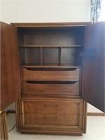 Unique furniture bureau