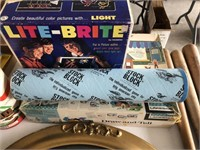 Vintage Board game lot. Includes Stock Block,