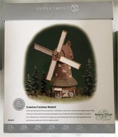 Department 56 Crowntree Freckleton Windmill
