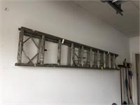 Aluminum Extension ladder 40'
