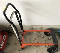 Hand dolly cart