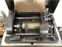 Dictaphone Shaving Machine