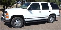 1999 Chev Tahoe LT 4WD SUV (view 1)