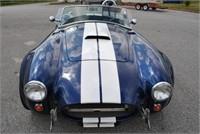 REV Classic Car & Man Cave Auction