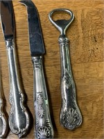 Many Pieces of Rogers Bros Reflection Flatware