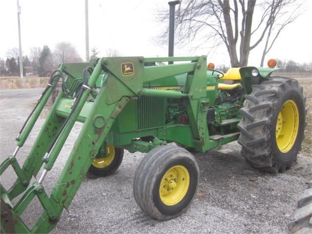 JOHN DEERE 2550 For Sale In Dunnville, Ontario Canada