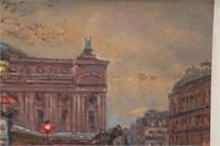 Edouard Leon Cortes (French, 1882-1969) O/C