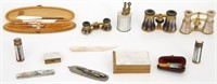 15 Pieces Mother of Pearl Accessories