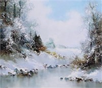 April Fine Art, Jewelry, And Antiques