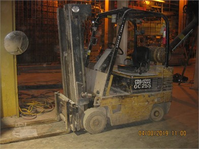 DAEWOO GC25 For Sale - 10 Listings | MachineryTrader.com ... on