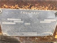 1981 Fruehauf Trailer
