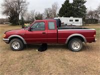 1997 Ford Ranger XLT Pickup