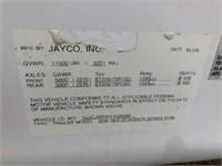 1997 Jayco 3230RK 5th Wheel Camper