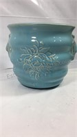 Mc Coy pottery planter vase