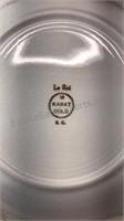 Lot of LeRoi 18 Karat Gold Serving Bowls 17pcs
