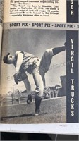2 Vintage Sports Pix Magazines Fall Issue