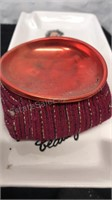 Lot of 8 Vintage Ash Trays and nut bowl