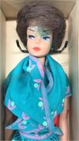 Vintage 1962 Barbie Doll In Original Box Brunette