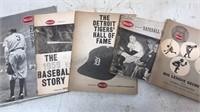 Lot of 1950's Phillies Cigar Baseball Pamphlets 5