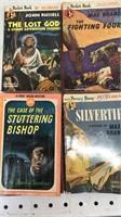 Lot of 10 Vintage Pocket Books Paperback Fiction