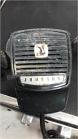 Bearcat 160 Scanner and Johnson CB Radio