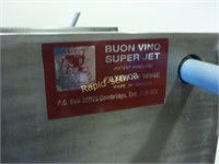 Buon Vino Super Jet Filtering Machine