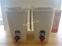 Pair of Fermtech Wine Servers