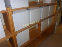 Solid Pine Storage Shelving Unit (#2)
