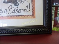 Life is a Cabernet!