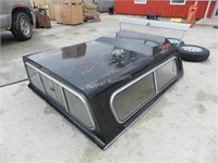 Truck Cap Fits: Ford Ranger