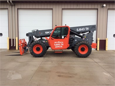 Telehandlers Equipment Inventory | New Tec, Inc