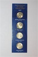 2007 Presidential $1 Coins Collection