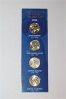 2008 Presidential $1 Coins Collection