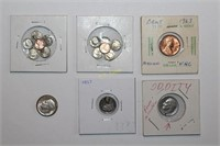 Oddity, Miniature, and Special Coins