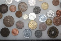 Early 1900s and Newer Foreign Coins
