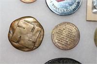 Coin Pendants, Souvenir Coins, and More