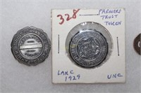 Collection of Tokens - Some Local