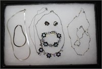 Beautiful Sterling Silver Sets