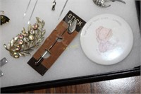 Vintage and Newer Pins and Brooches