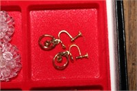 Forty Sets of Clip and Screw Back Earrings