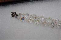 Rhinestone and Iridescent Jewelry